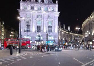 quattro giorni a Londra