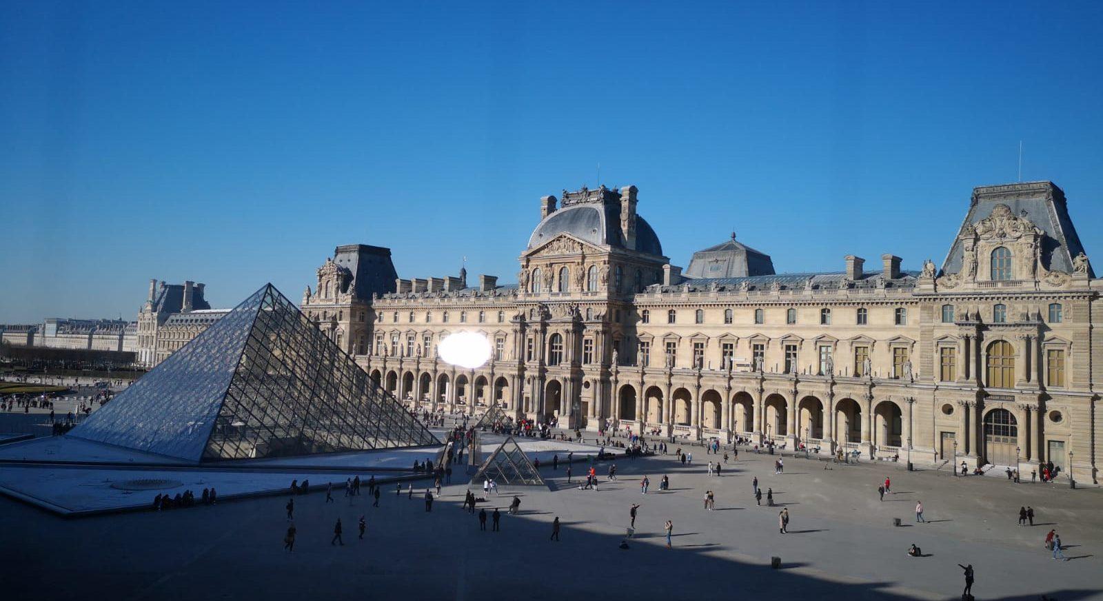 visitare parigi quasi gratis