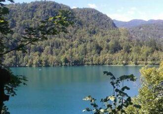 Come arrivare al lago di Bled