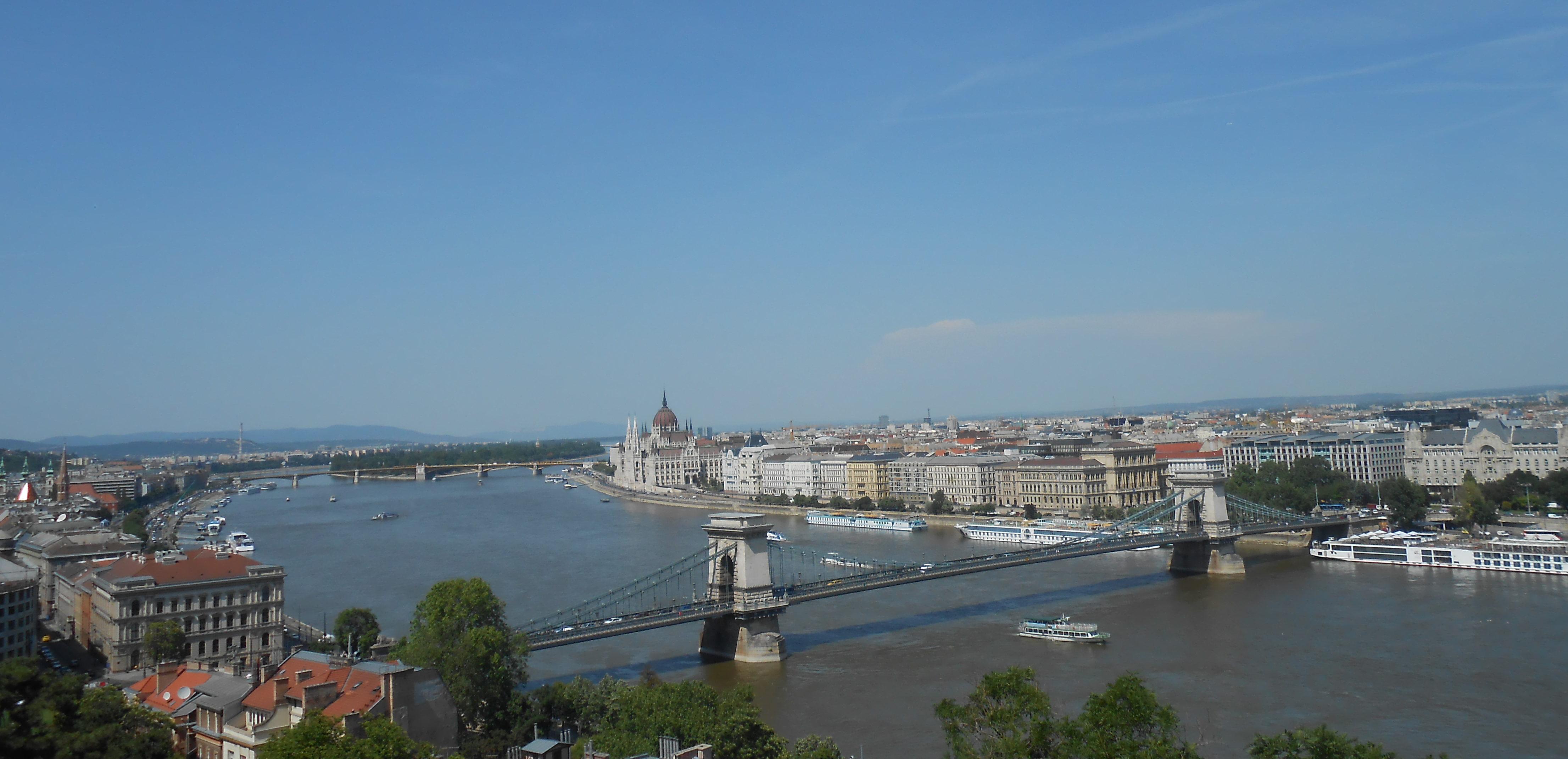 Budapest itinerario personalizzato
