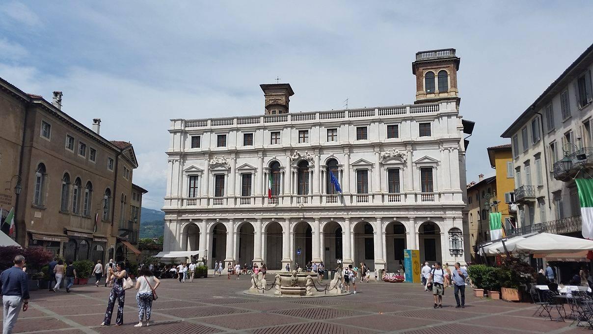 Bergamo, la città su due livelli