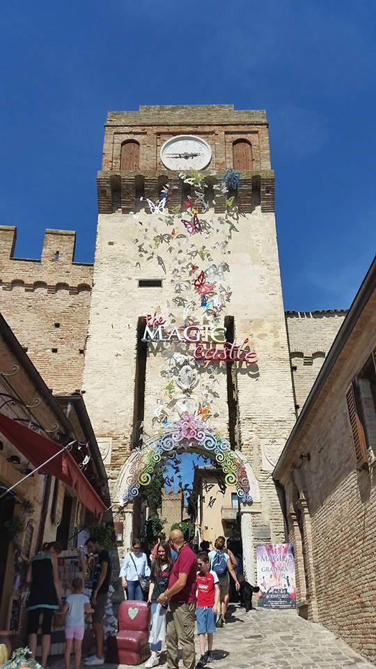 Gradara: il castello di Paolo e Francesca