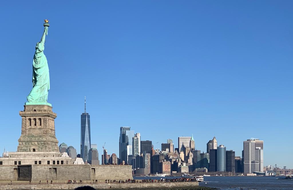 il mio viaggio new york