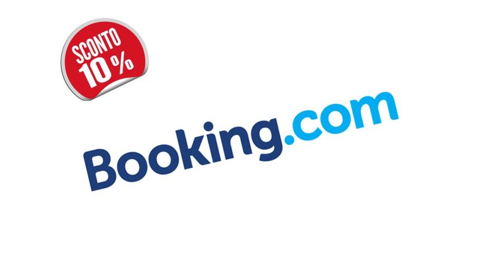 sconto booking