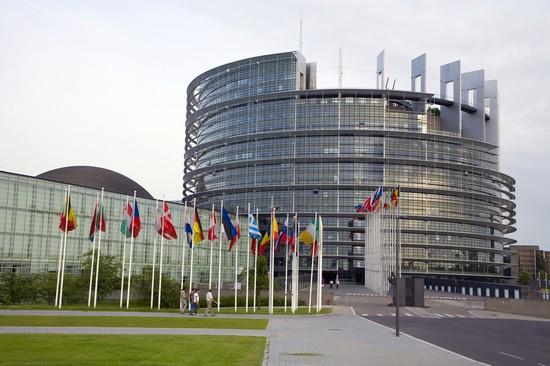 Bruxelles: visita al parlamento europeo