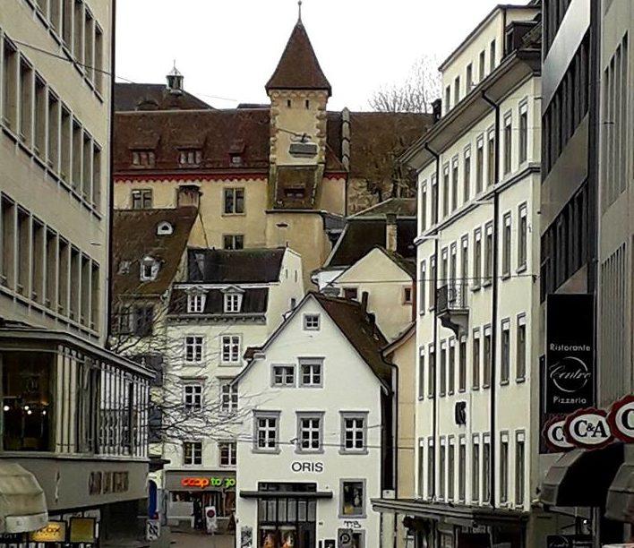 visitare Basilea