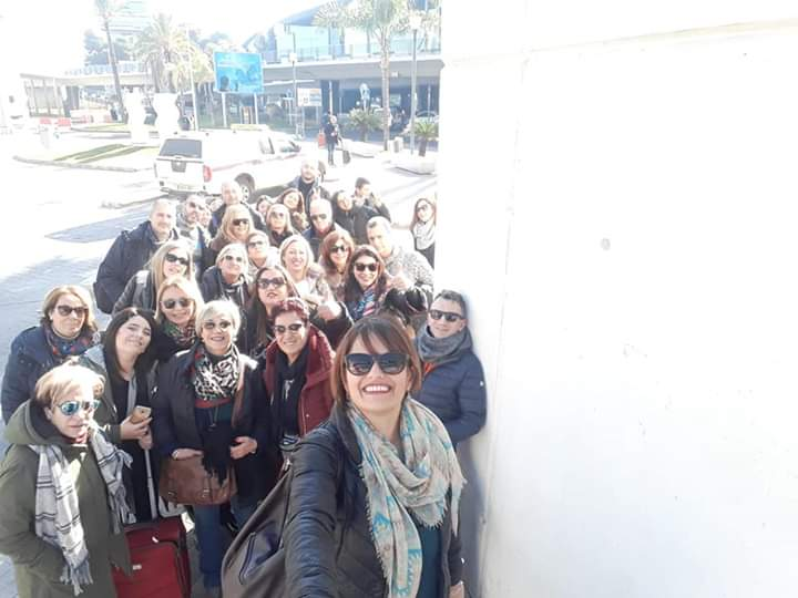 gruppo di viaggi
