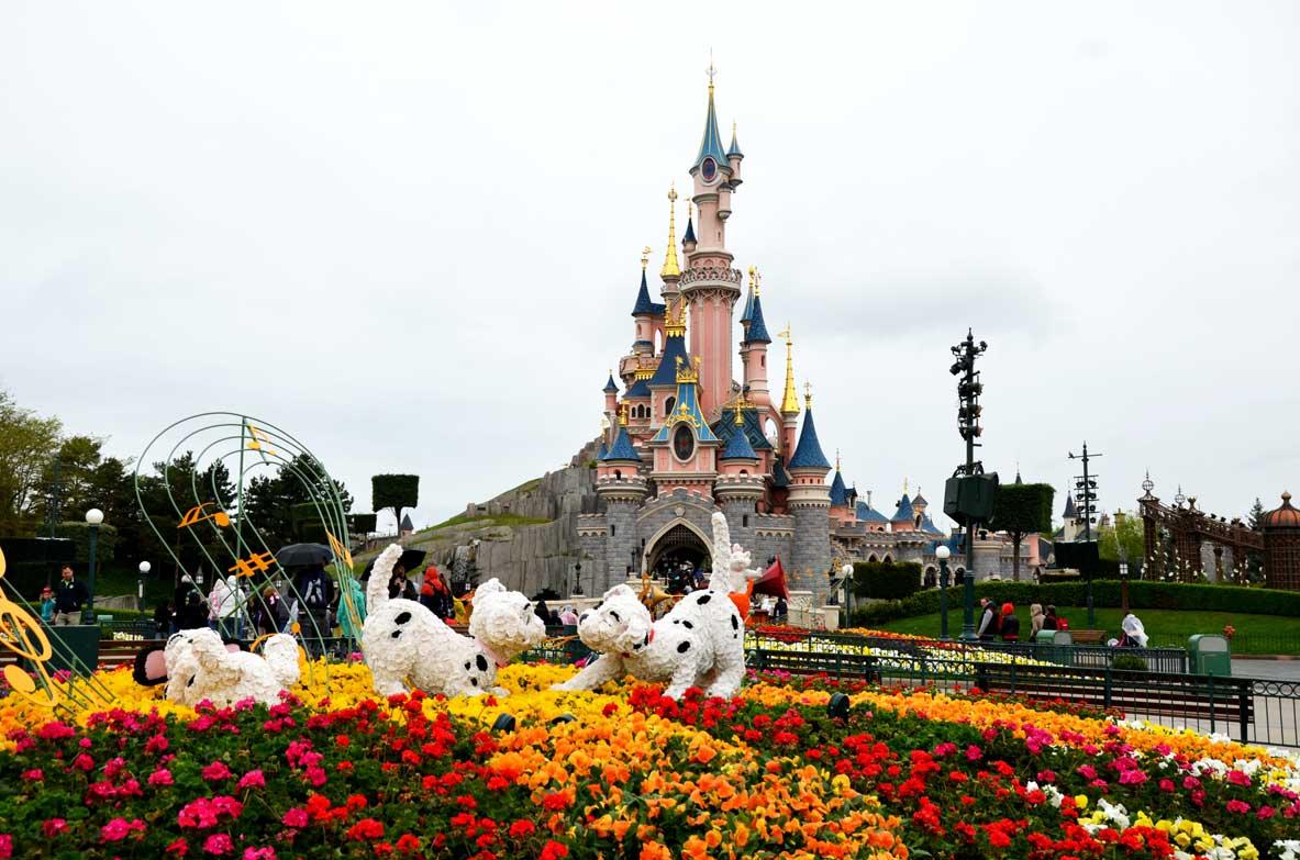 Idea viaggio Disneyland Paris parco e Parigi