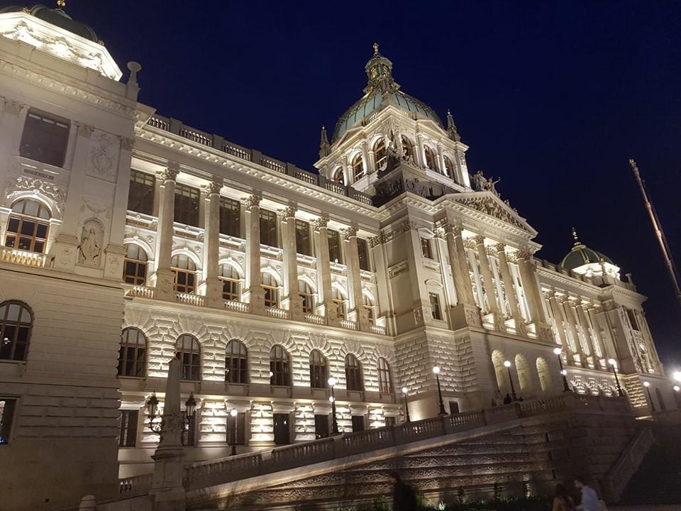museo nazionale praga