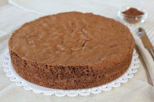 ricetta sacher torte