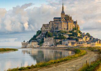 Viaggio di gruppo Mont Saint Michel