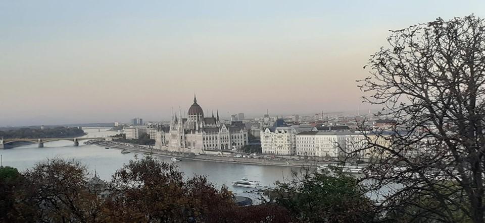 Meravigliosa Budapest