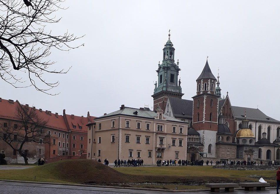 Cracovia in gennaio ed i suoi fattori fortunati