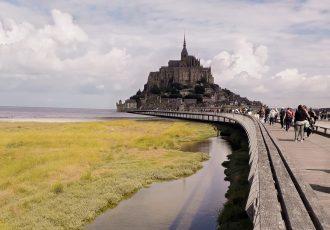 nantes e mont Saint Michel in un weekend